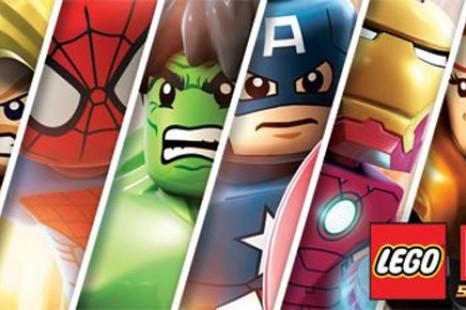 LEGO Marvel Super Heroes est annoncé.