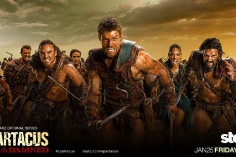 Spartacus, ça repart enfin !!!