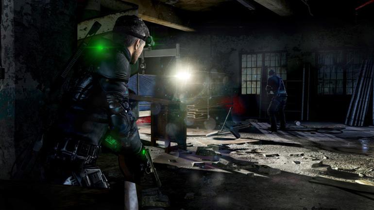 Nouvelle bande-annonce pour Splinter Cell Blacklist