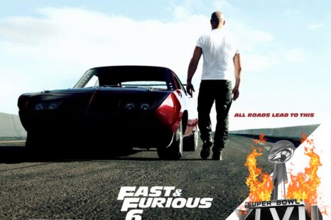 [Super Bowl 2013] Fast & Furious 6