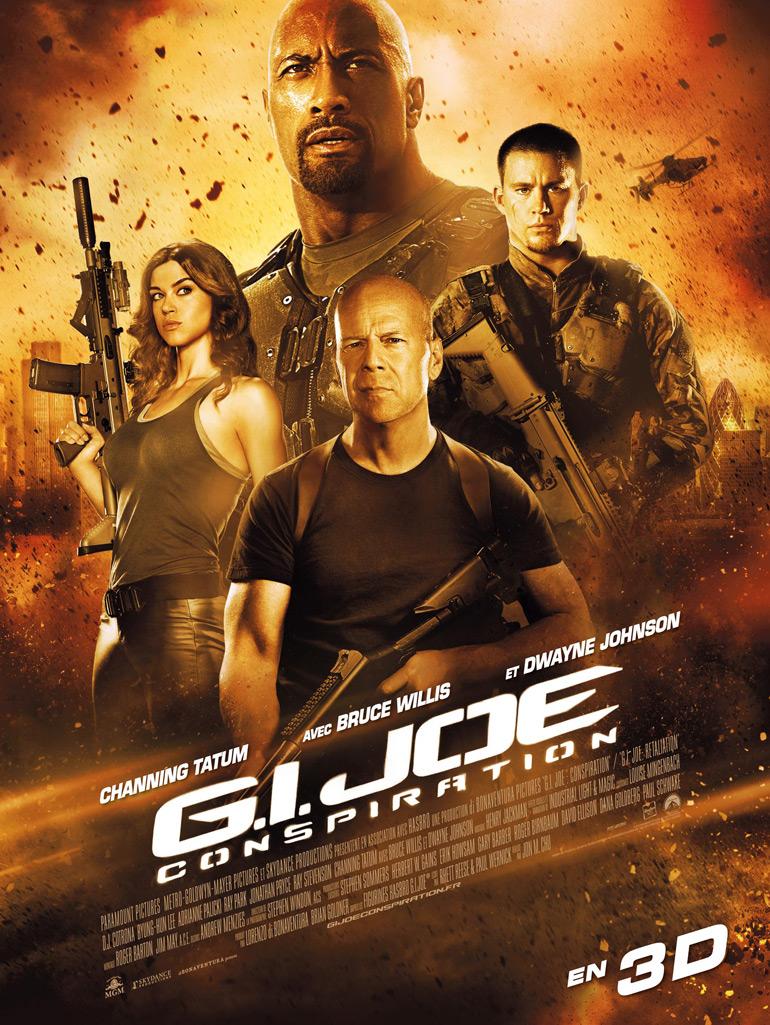 5 personnages G.I. Joe présentés en vidéo
