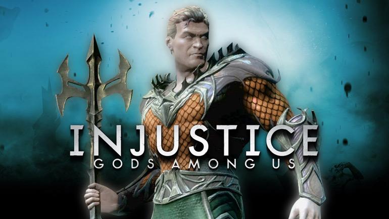 Injustice, Les Dieux sont parmi nous : Aquaman débarque!