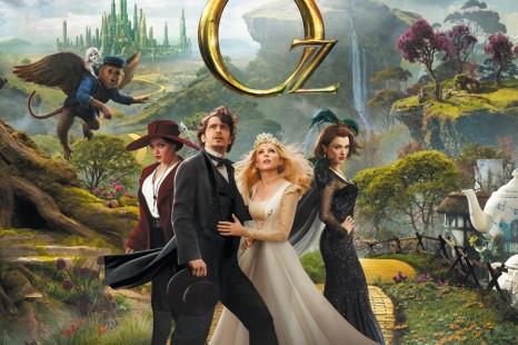 Des posters pour Le Monde Fantastique d'Oz