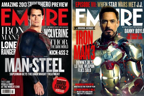 Superman versus Iron Man : le duel