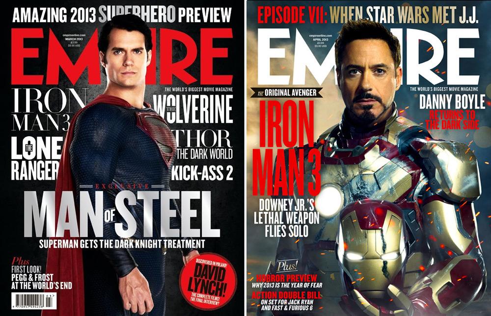 Superman versus Iron Man : le duel
