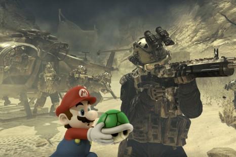 FPS : Mario Bors Warfare