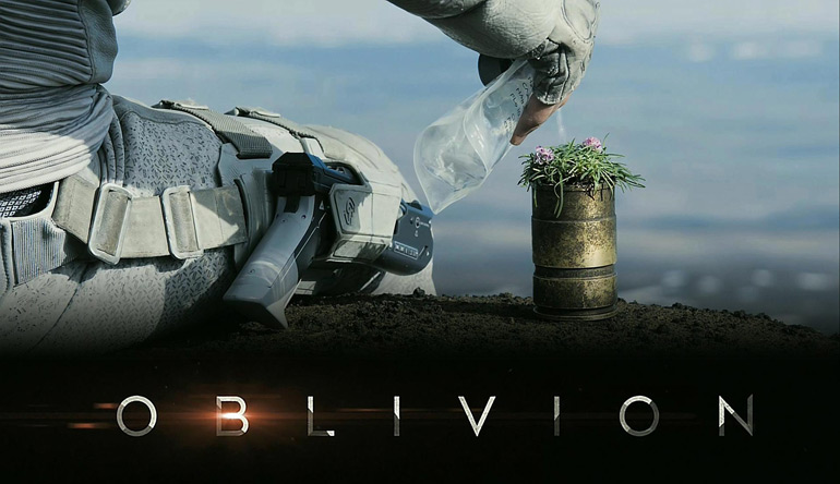 Oblivion, Une affiche et un trailer.
