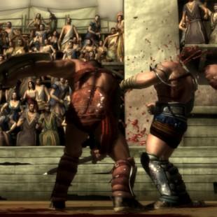Spartacus Legends Présentations