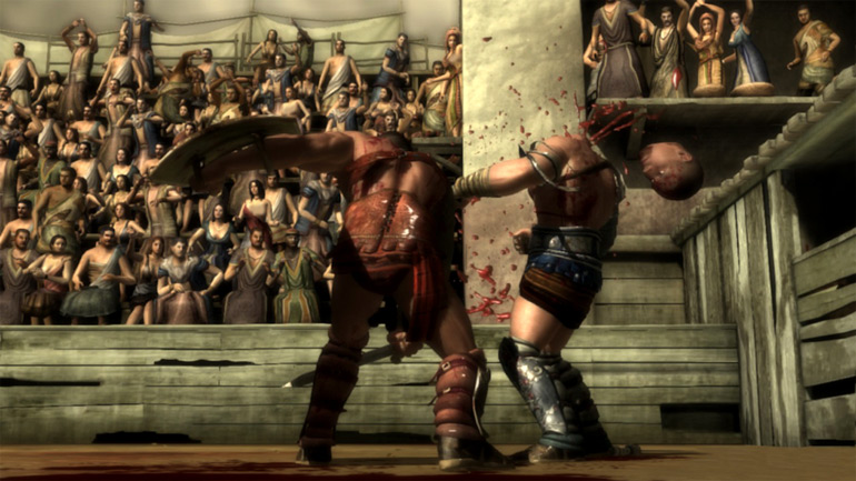 Et si on reparlait de Spartacus Legends…