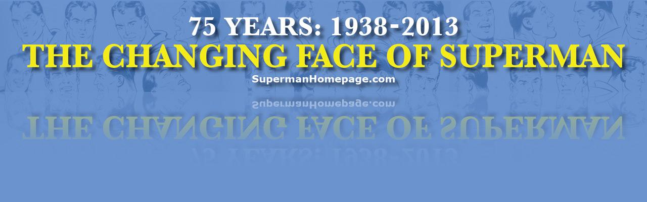 Superman n'a pas pris une ride en 75 ans…