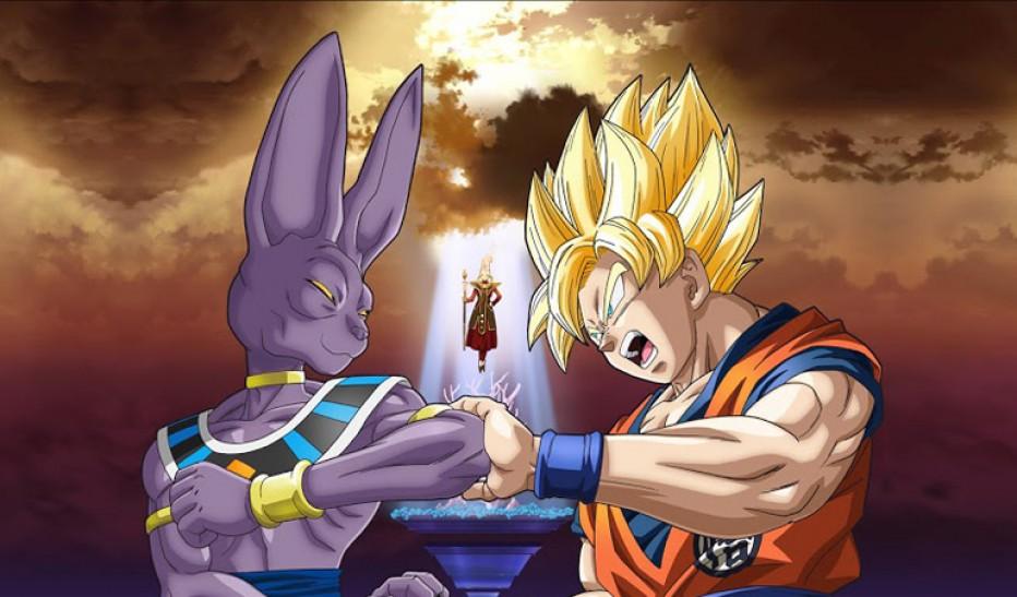 Un extrait HD pour Dragon Ball Z Battle of Gods