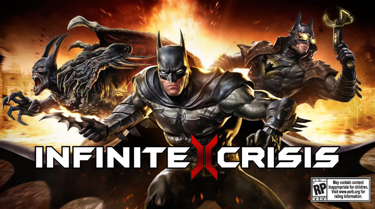 Warner Bros Games annonce Infinite Crisis
