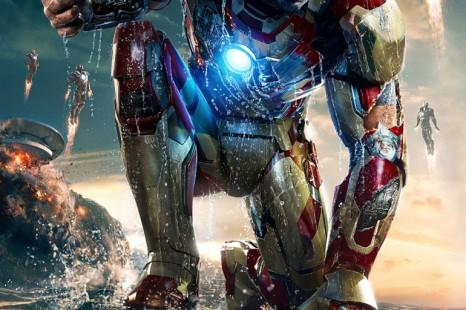 Un extrait d'Iron Man 3 pour les Kid's Choice Awards 2013