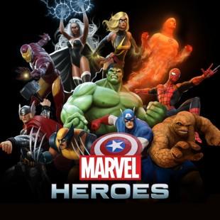Magnifique Cinématique 2D pour Marvel Heroes