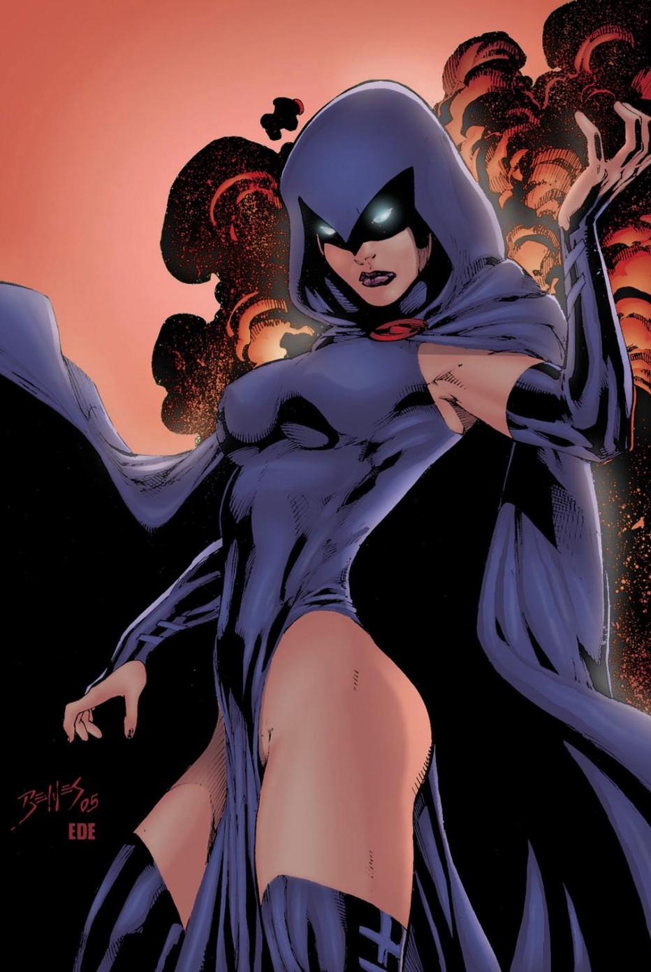 Injustice: les Dieux sont parmi nous présente Raven