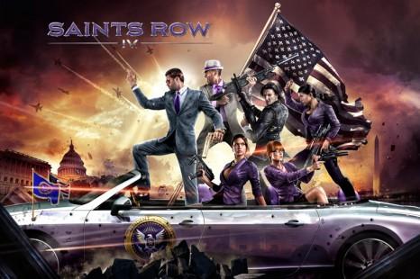Saint Row 4 : Encore plus déjanté!!!