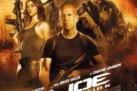 Vu au cinéma : G.I. Joe : Conspiration