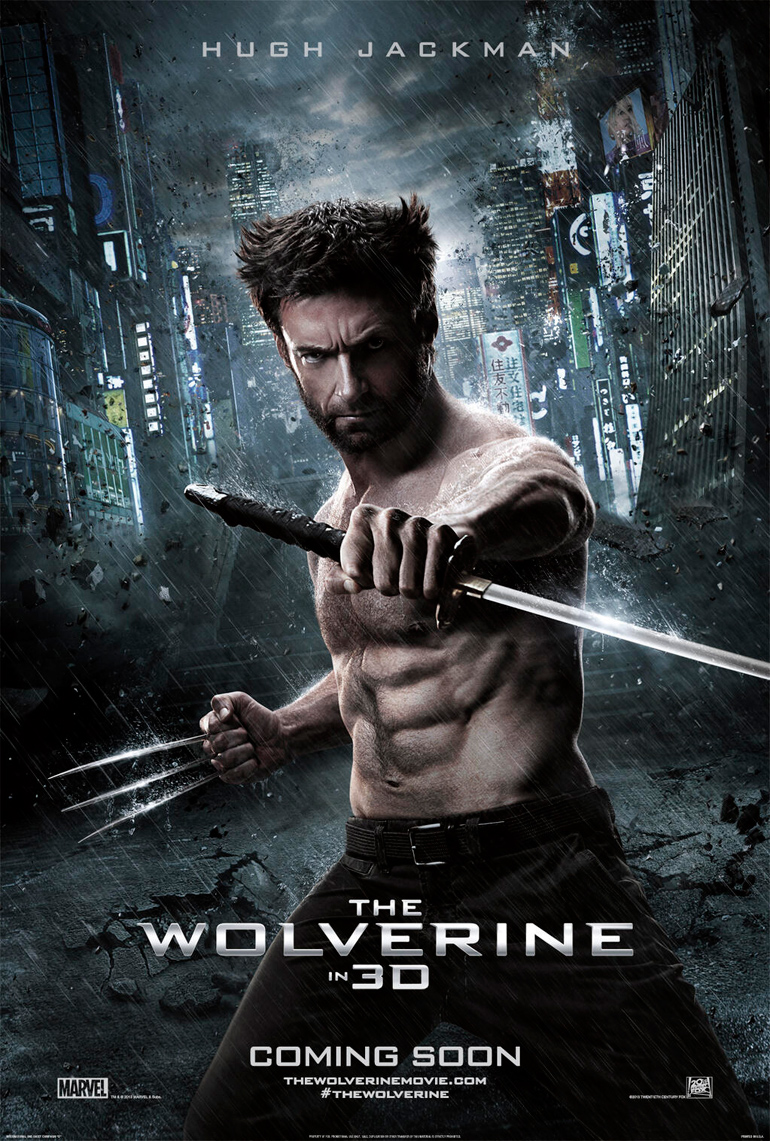 Trailer The Wolverine : Attention, ça va trancher!