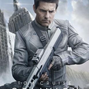 Vu au cinéma : Oblivion