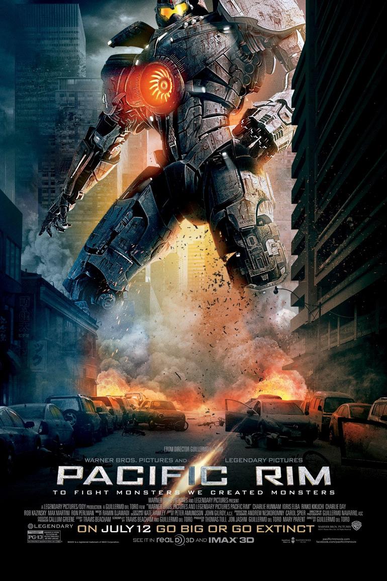 Bande-annonce finale pour Pacific Rim!