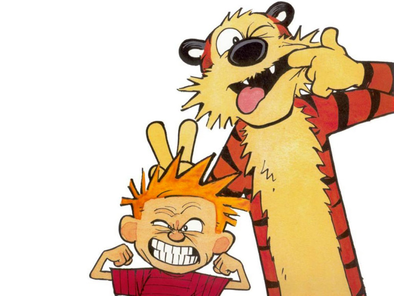 Calvin & Hobbes, le film!
