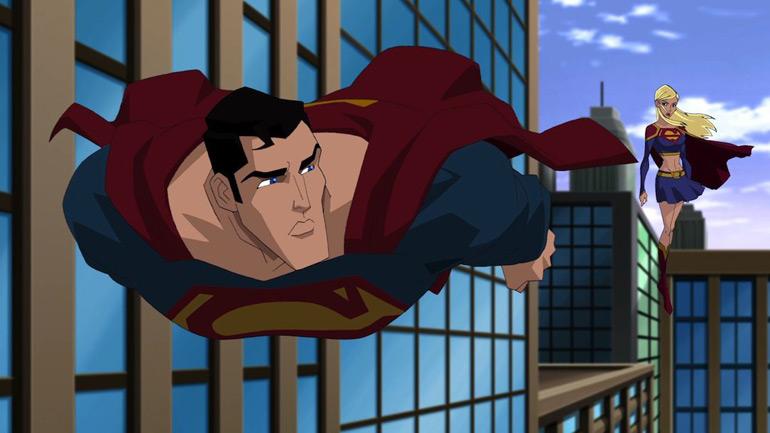 Des extraits pour Superman Unbound