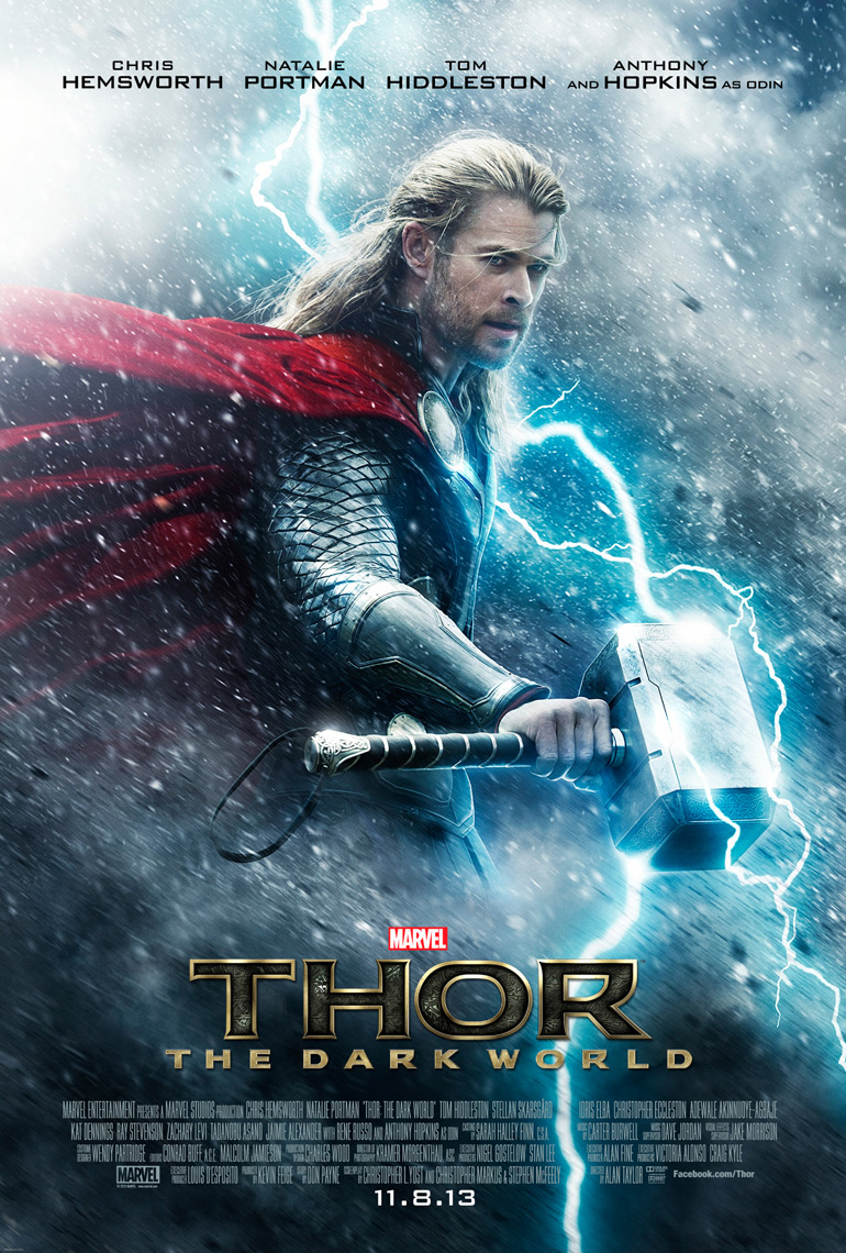 Thor : The Dark World, le teaser!