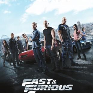 Vu au cinéma : Fast & Furious 6