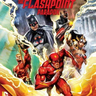 Un trailer pour Justice League : The Flashpoint Paradox