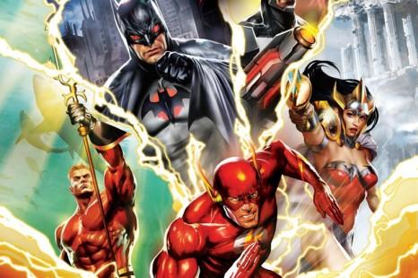 Un trailer pour Justice League : The Flashpoint Paradox