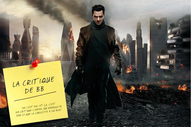 [EXCLU] La critique de BB : Star Trek Into Darkness