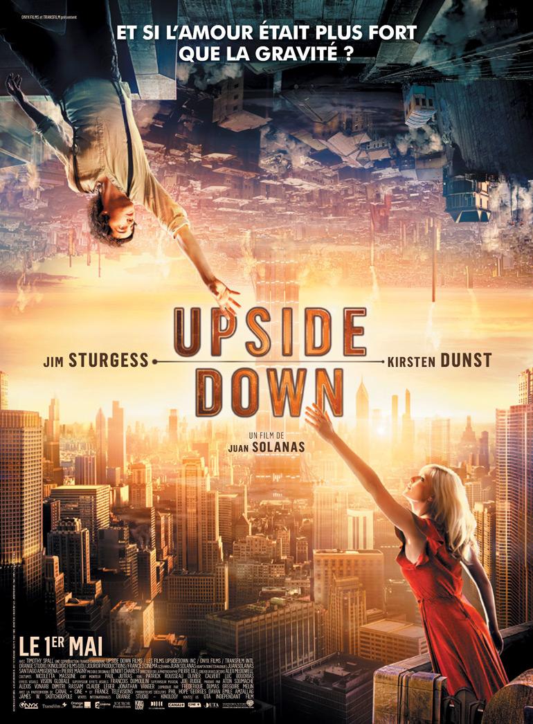 Vu au cinéma : Upside Down