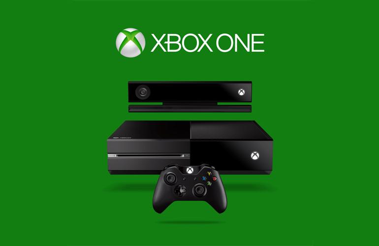 Voici la Xbox One!!!