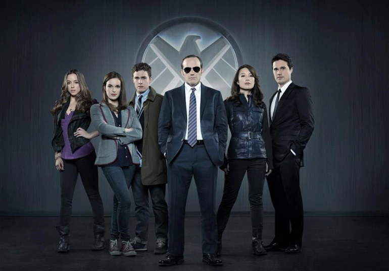 Un trailer pour Agents of SHIELD de Marvel.