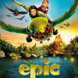 Assistez à la projection exceptionnelle du film Epic, La Bataille du Royaume Secret