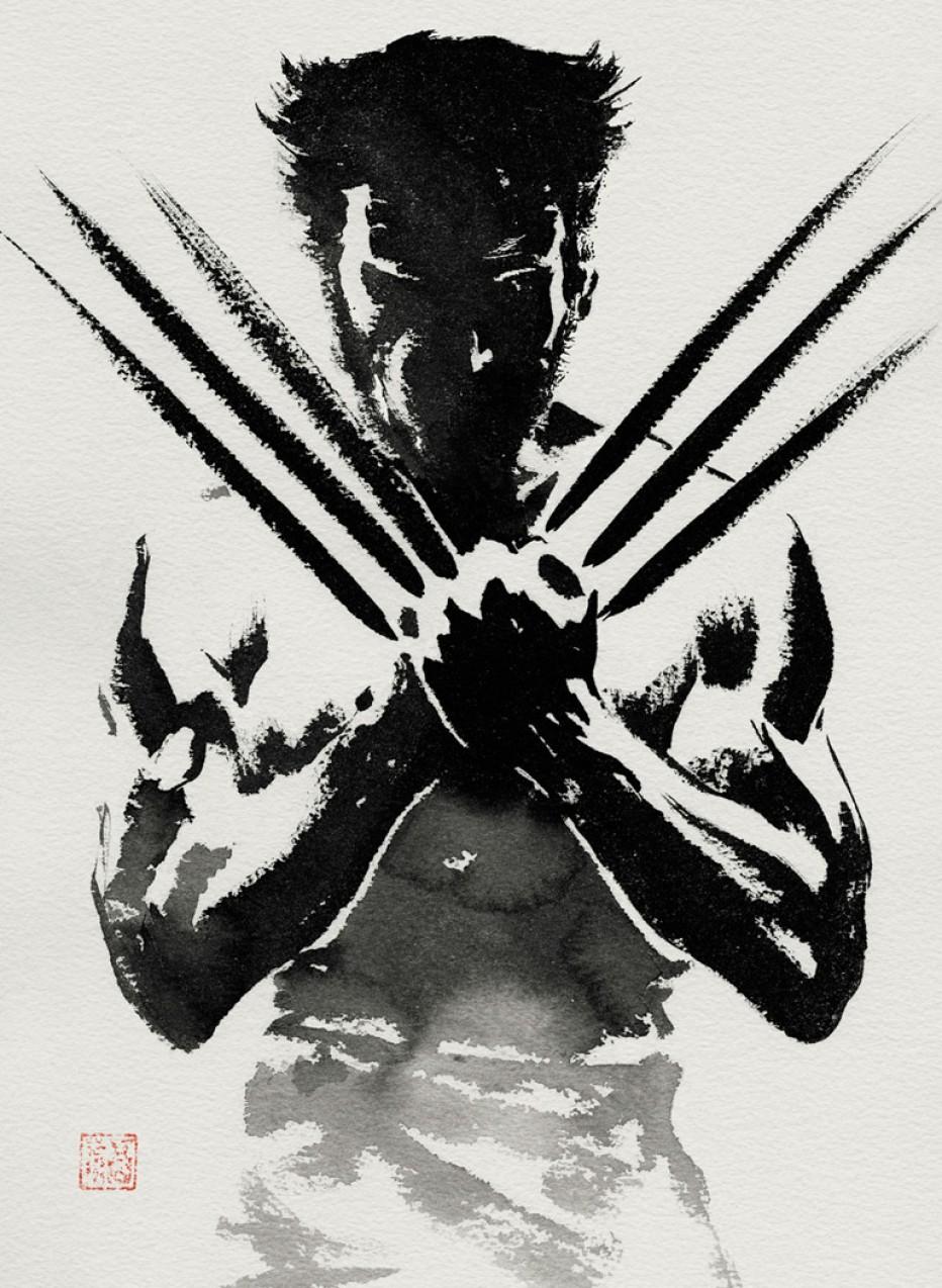 Le plein d'images pour The Wolverine