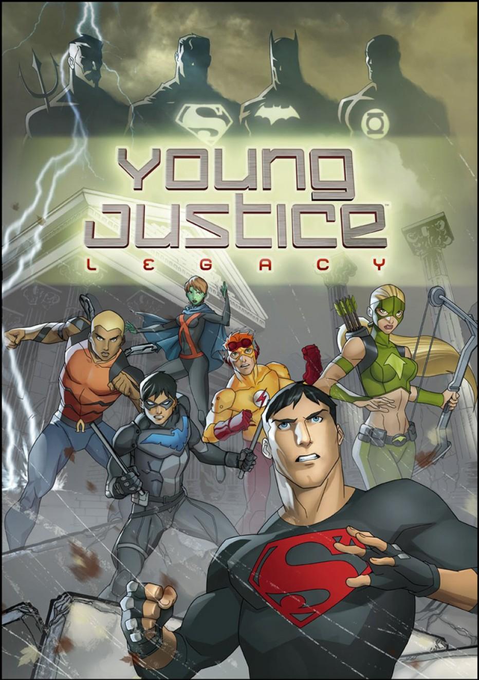 Un gros trailer pour Young Justice Legacy