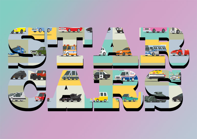 77 voitures de légende!!!