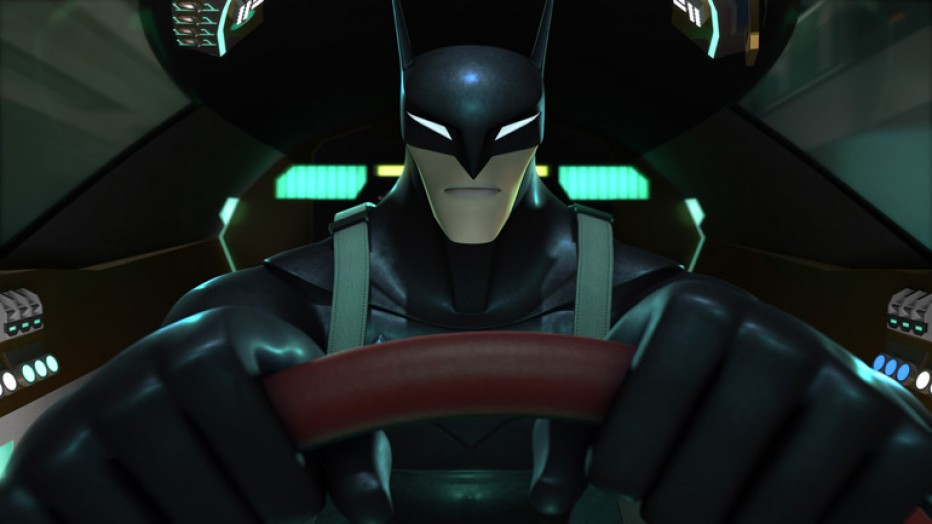 Merci Dc Comics pour Beware The Batman
