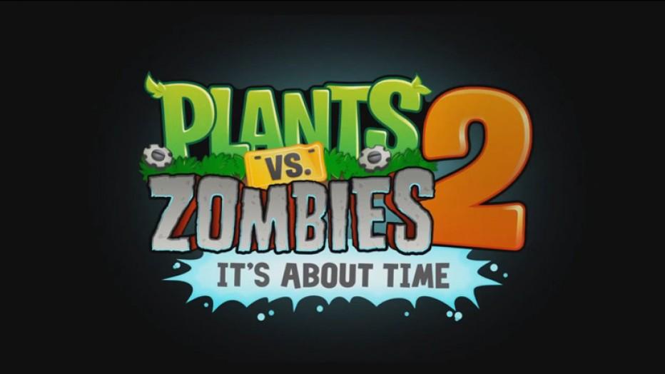Un Super trailer pour Plant Vs. Zombies 2!!