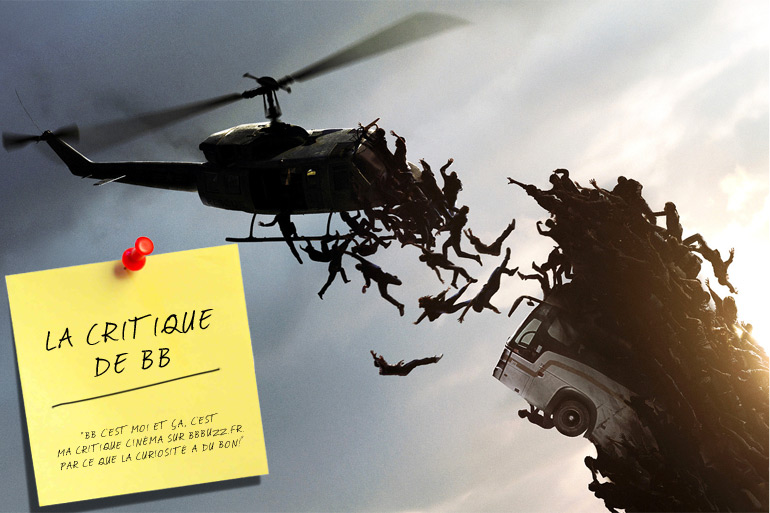 [EXCLU] La critique de BB: World War Z