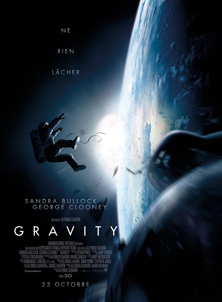 Des extraits pour Gravity