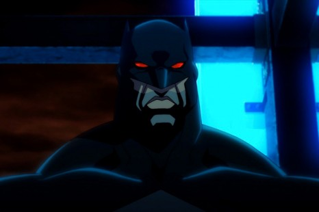 Justice League: The Flashpoint Paradox, premier clip.