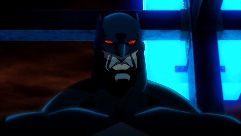 Justice League: The Flashpoint Paradox, premier clip.