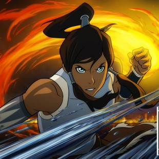 [SDCC 2013] Avatar The Last Airbender : Legend of Korra