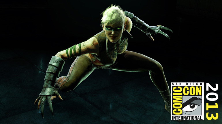 [SDCC 2013] Copperhead, un nouvel assassin pour Batman: Arkham Origins