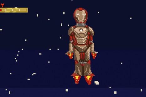 Super vidéo 16-bit pour Iron Man 3