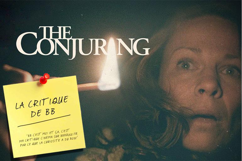 [EXCLU] La critique de BB : Conjuring, Les dossiers Warren