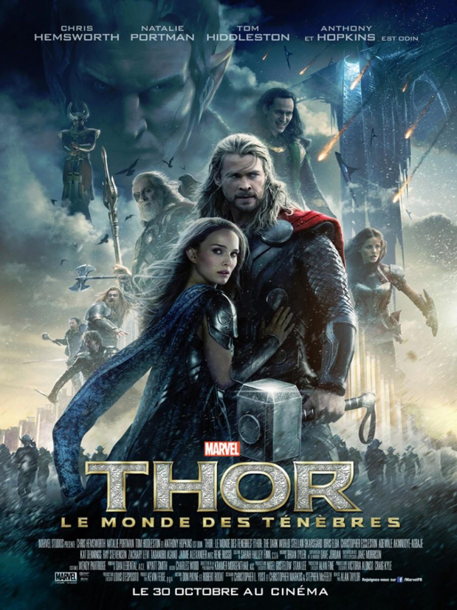 Une nouvelle bande-annonce pour Thor 2