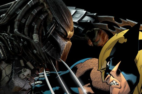 Surprenant Wolverine Vs. Predator!!!